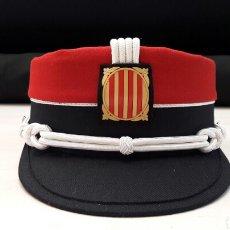 Militaria: GORRA TERESIANA MOSSOS DE ESCUADRA. Lote 166744477
