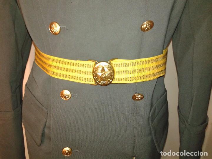 CINTURON DE GALA DE LA UNION SOVIETICA (Militar - Cinturones y Hebillas )