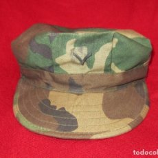 Militaria: GORRA US MARINE CORPS. MARINES. CON GALON. TALLA PEQUEÑA.. Lote 74337923