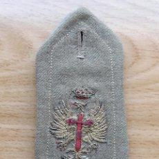 Militaria: HOMBRERA DE GALA EJERCITO ESPAÑOL-EPOCA FRANCO. Lote 74503809