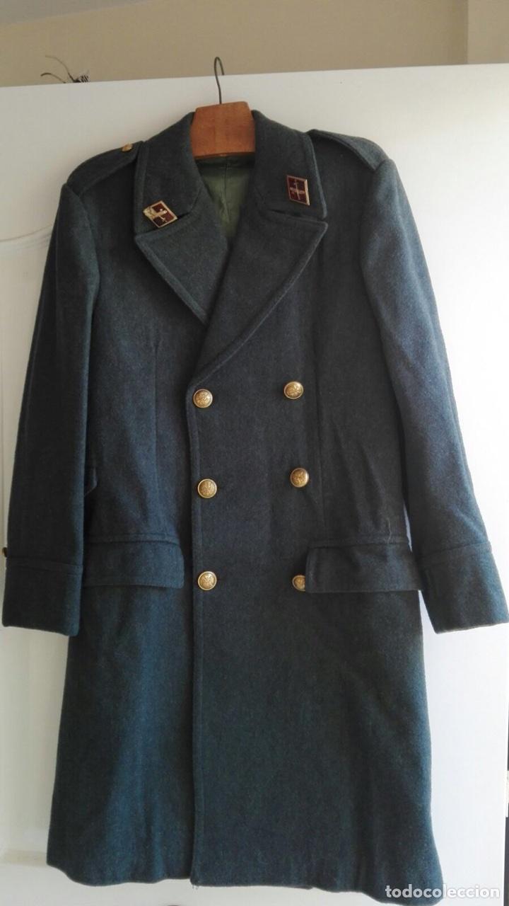 BONITO TRES CUARTOS DE GALA GUARDIA CIVIL ANTIGUO (Militar - Otros relacionados con uniformes )
