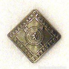 Militaria: BOTÓN CLAN TIERRAS ALTAS ESCOCESAS 20 MM . Lote 74895491