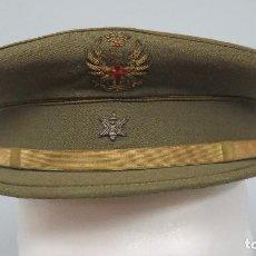 Militaria: GORRA ALFEREZ. EJERCITO DE TIERRA. EPOCA FRANCO. Lote 76270851