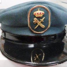 Militaria: GORRA DE PLATO DE ALUMNO DEL COLEGIO DE GUARDIAS JOVENES. Lote 76874527