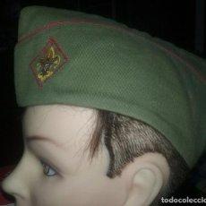 Militaria: ESCULTISMO. BSA. BOYS SCOUTS OF AMERICA. GARRISON CAP OFICIAL.. Lote 77372101