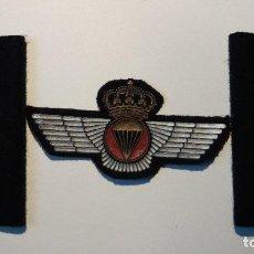 Militaria: HOMBRERAS Y ROKISKI BRIPAC. Lote 77412541