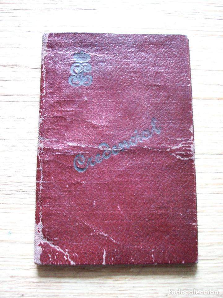Militaria: ANTIGUA CARTERA DE CAMINOS DE GUARDIA CIVIL .LIBRETA DE MULTAS Y FUNDA CREDENCIAL . - Foto 17 - 77639121