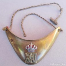 Militaria: GOLA ALFONSO XIII. Lote 79303821