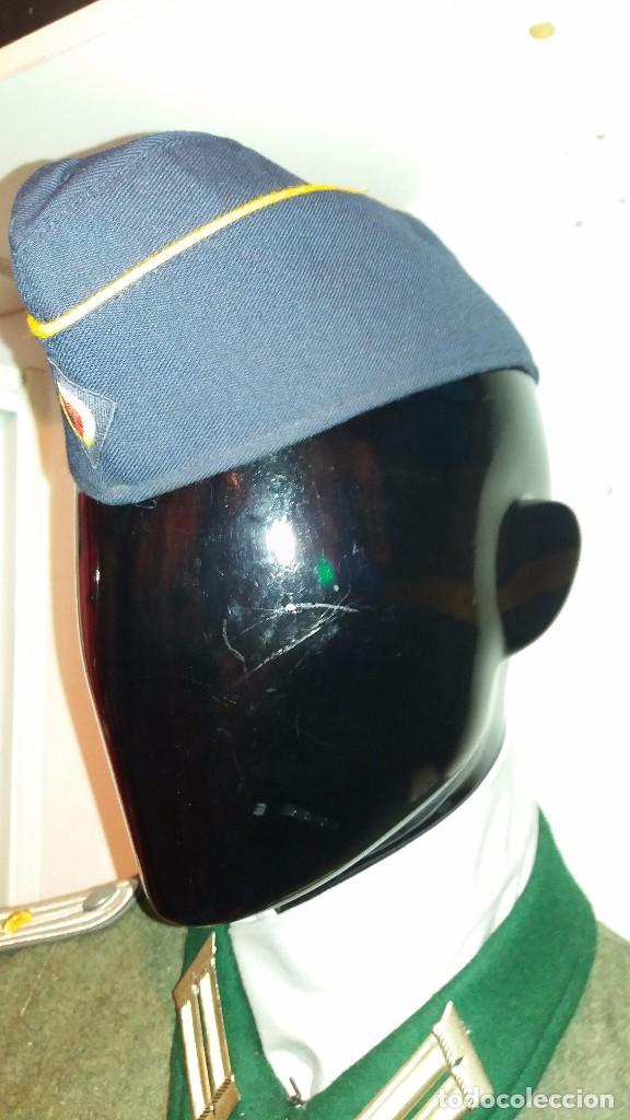 Militaria: GORRO MILITAR ALEMANIA - Foto 2 - 143022936