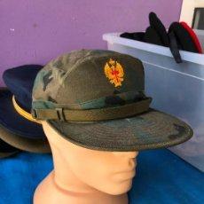 Militaria: GORRA EJERCITO TIERRA. Lote 80784882