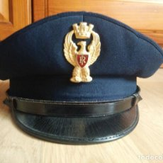 Militaria: GORRA DE POLICIA ITALIANA. Lote 81148524