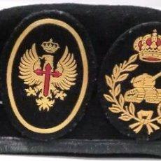 Militaria: BOINA DE CARROS DE COMBATE. Lote 82018172