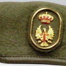 Militaria: BOINA DE TROPA DEL EJERCITO DE TIERRA. Lote 82023240
