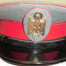 Militaria: GORRA DE PLATO DE LA POLICÍA ARMADA. Lote 83144392