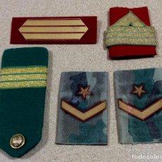 Militaria: LOTE 5 GALONES. Lote 83313456