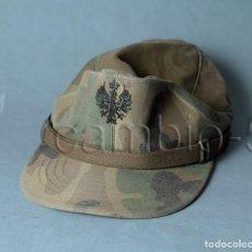 Militaria: 1 GORRA ESPAÑOLA DEL EJÉRCITO DE TIERRA MIMETIZADA, EP. JCI. Lote 83594456