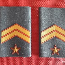 Militaria: HOMBRERAS GUARDIA CIVIL EMPLEO SUBOFICIAL MAYOR. Lote 84034152