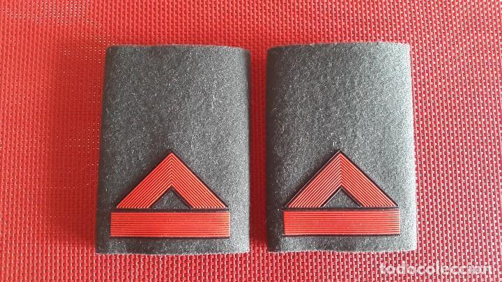 HOMBRERAS GUARDIA CIVIL EMPLEO GUARDIA CIVIL DE PRIMERA (Militar - Otros relacionados con uniformes )