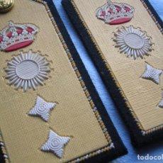Militaria: HOMBRERAS O PALAS DE VICEALMIRANTE. ARMADA ESPAÑOLA. GENERAL DE INTENDENCIA.. Lote 85168528