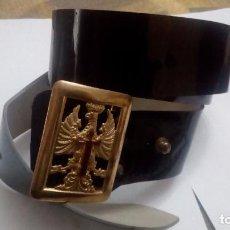 Militaria: CINTURON DE UNIFORME DE GALA. Lote 85187316