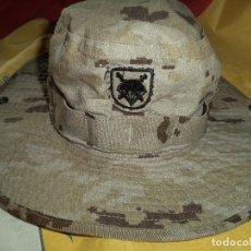 Militaria: CHAMBERGO ARIDO PIXELADO BRIGADA PARACAIDISTA TALLA P. Lote 126089319
