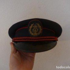 Militaria: * ANTIGUA RARA GORRA DE MUSICO, ESPAÑOLA, AÑOS 40. ORIGINAL. ZX. Lote 86676328