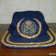 Militaria: GORRA CREACIONES PIQUE BARCELONA. Lote 87088948