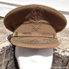Militaria: GORRA DE GENERAL DE BRIGADA. REGLA. 43.. Lote 87143824