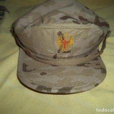 Militaria: GORRA ARIDO PIXELADO TALLA P. Lote 87678620