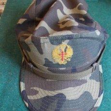 Militaria: GORRA MILITAR EJÉRCITO ESPAÑOL. Lote 88963088
