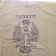 Militaria: CAMISETA EJÉRCITO ESPAÑOL. Lote 89119060
