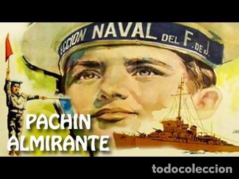 Militaria: Lepanto de marinero, posiblemente de Flecha Naval años 40. - Foto 5 - 89696798