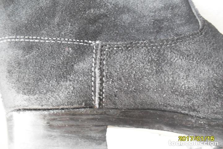Militaria: repro botas altas aleman WWII - Foto 4 - 89742224