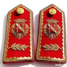 Militaria: HOMBRERAS DE LA CASA CIVIL DE SU EXCELENCIA EL GENERALISIMO. Lote 90540230