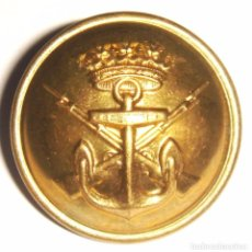 Militaria: BOTON INFANTERIA DE MARINA EPOCA DE FRANCO. Lote 126869434