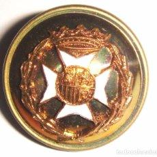 Militaria: BOTON MINISTERIO DE SANIDAD EPOCA DE FRANCO. Lote 126892807