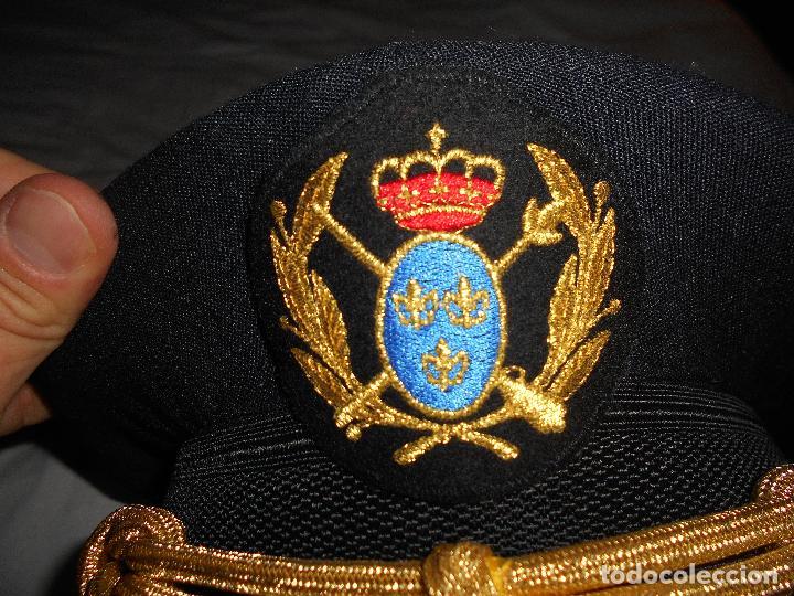 Militaria: GORRA PALAS UNIFORME REALES TERCIOS DE ESPAÑA DE LEANDRO DE BORBON INFANTE REAL AÑOS 80 90 - Foto 9 - 90841265