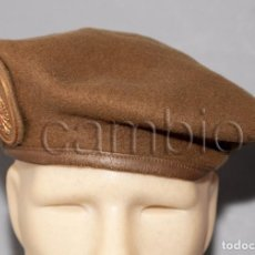 Militaria: BOINA ESPAÑOLA DEL EJÉRCITO DE TIERRA EP. D. JUAN CARLOS I. Lote 91646865