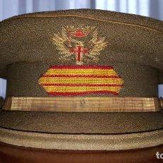 Militaria: GORRA DE PLATO DE SARGENTO. Lote 92137705