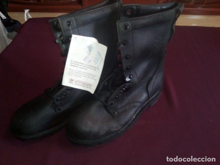 BOTAS ITURRI EJERCITO ESPAÑOL (Militar - Botas y Calzado)