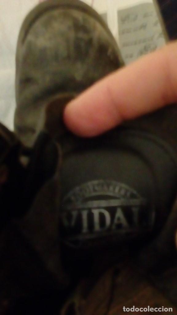 Militaria: BOTAS NEGRAS MILITAR MUY USADAS Y GASTADAS VER FOTOS TALLA 45 - Foto 2 - 92790780