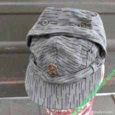 Militaria: GORRA MILITAR ORIGINAL CAP CZ / SK CAMPO, M 60, STRICHTARN, TALLA 57 CMS 610216. Lote 92797730