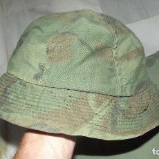 Militaria: BOONIE HAT DE CAMUFLAJE GUERRA DE VIETNAM. Lote 93921685