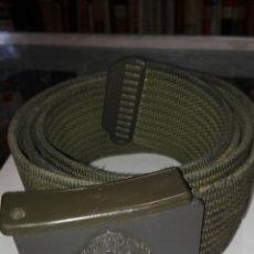 Militaria: CINTURÓN EJÉRCITO. Lote 93978908