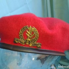 Militaria: BOINA PARACAIDISTA ISRAELI. Lote 94048540
