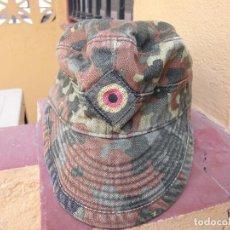 Militaria: GORRA ALEMANA DE CAMPAÑA.. Lote 94213270
