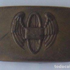 Militaria: HEBILLA DE CINTURÓN DE CORREOS (AÑOS 50-60). Lote 94626359