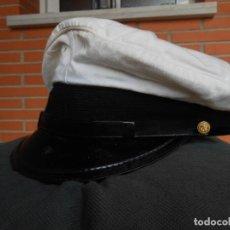 Militaria: GORRA ALEMANA KRIEGSMARINE??. Lote 97362760