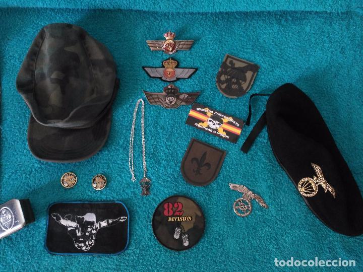 Militaria: BRIPAC/ LOTE/ INSIGNIA DE CALIDAD FUNDACIONALDE LA BRIGADA. - Foto 2 - 94947439