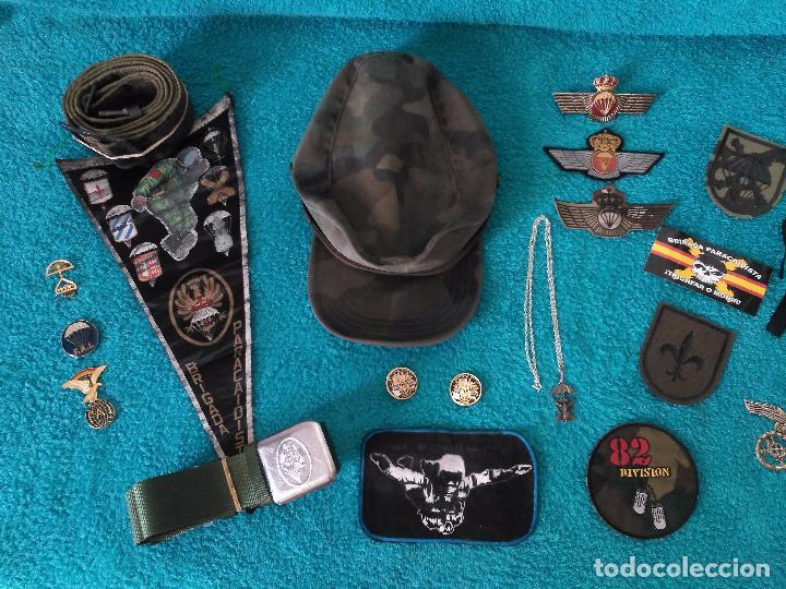 Militaria: BRIPAC/ LOTE/ INSIGNIA DE CALIDAD FUNDACIONALDE LA BRIGADA. - Foto 3 - 94947439